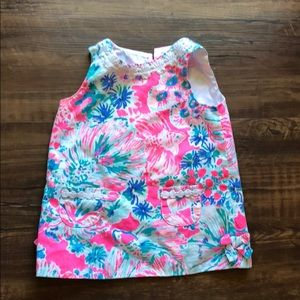 18-24 m Lilly Pulitzer swing dress